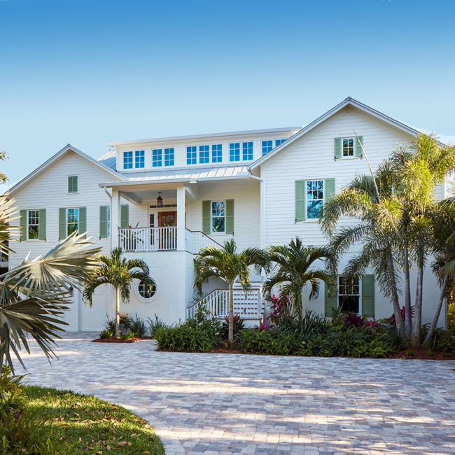 FLORIDA BEACHFRONT HOME - SANIBEL ISLAND